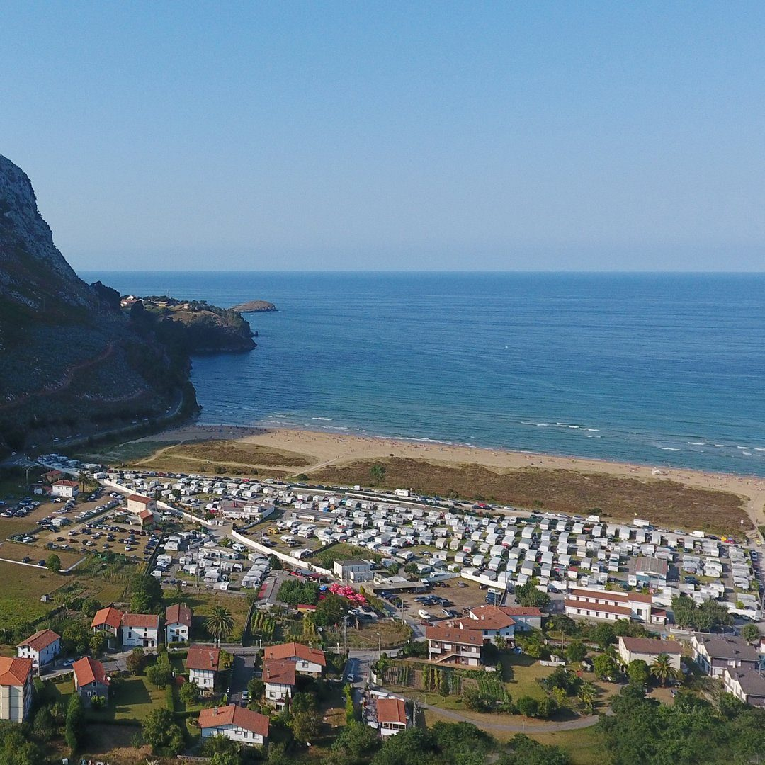 Camping Oriñón - Cantabria